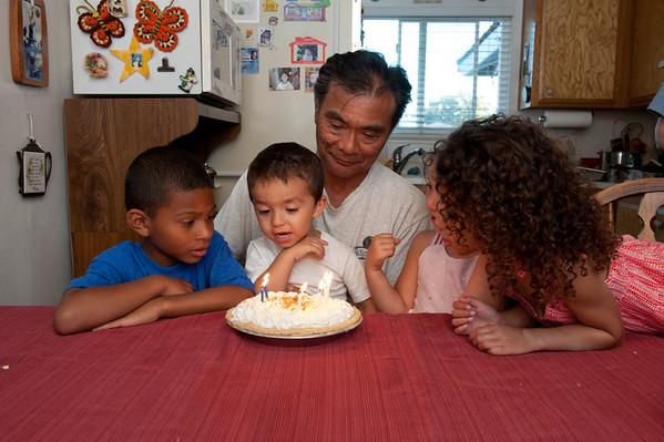 Birthday Dad 2010