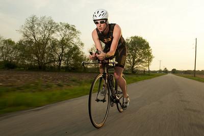 Greg on Bike