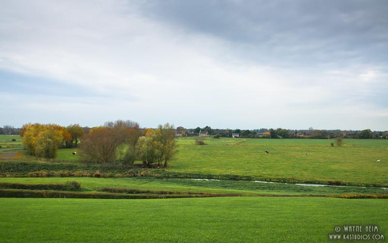 Landscape of Normandy France 3  Photography by Wayne Heim