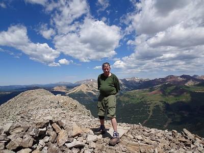 2016-07 Engineer Mountain Climb