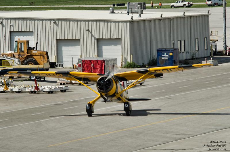 Westland Lysander at 2015 Canadian Warplane Heritage Museum SkyFest