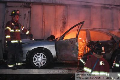 Car Fire 4/12/10