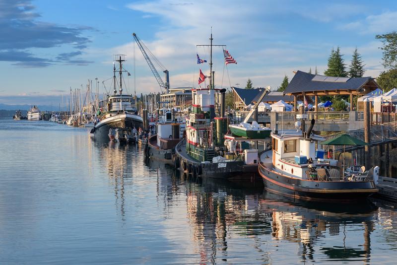 Harbor Days Tugs | Olympia, WA
