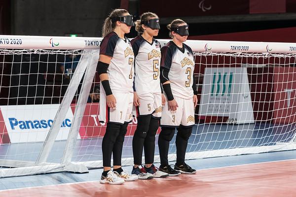 8-25-2021 Women's Brazil vs. United States