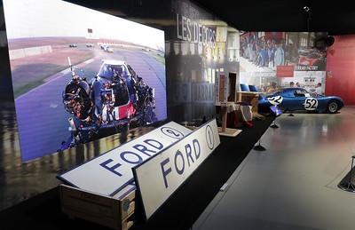 24 Hours of Le Mans Museum, Le Mans, France