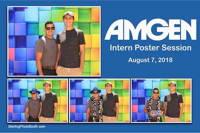 AMGEN Intern Poster Session