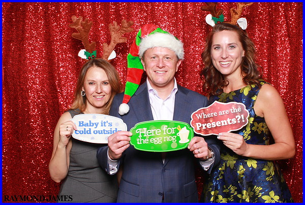 Raymond James Christmas Celebration 2019