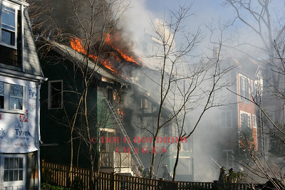 Boston, MA - 2nd Alarm, 25 Parley Ave, 1-9-07