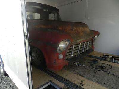1955 Chevrolet Pickup - Keith Pierce