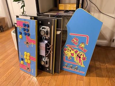Ms. Pac-Man Bartop Arcade