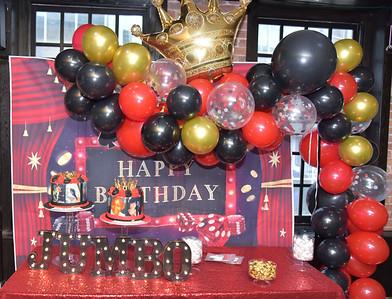 Jumbo's & Audrey's Birthday Bash