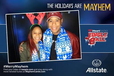 12.16.2016 - Allstate - Atlanta iHeartRadio Jingle Ball