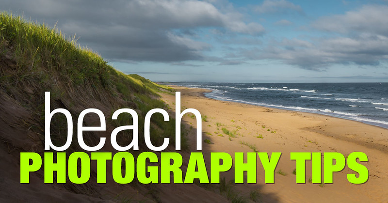 Beach Photography Tips