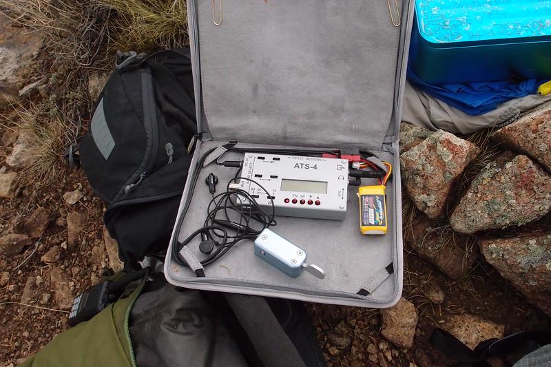 ats4 sota radio, w0c/sp-117