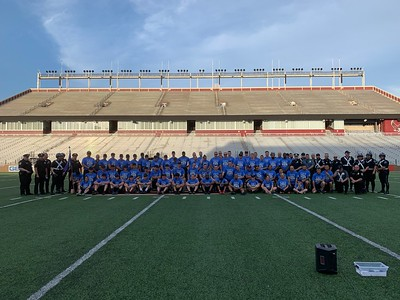 2019 Torch Run into Opening