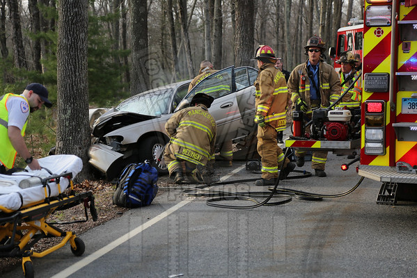 Manchester, Ct MVA with extrication 4/18/16