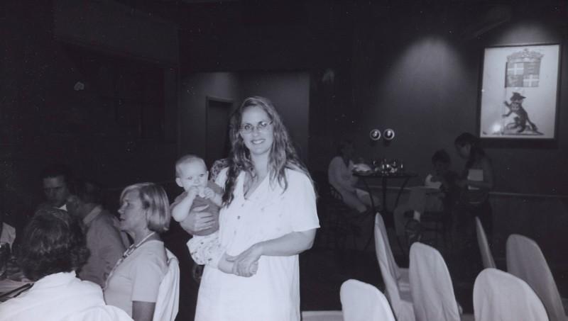 1997 - Brett Hall Jones w baby.jpeg