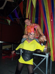 September 08, 2010 - Stripper Circus, DJ Chi Chi LaRue