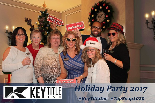 Key Title Holiday Party
