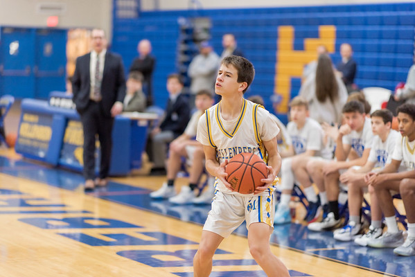 Boys Freshman Basketball – 2019/2020