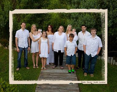 Hickam Family