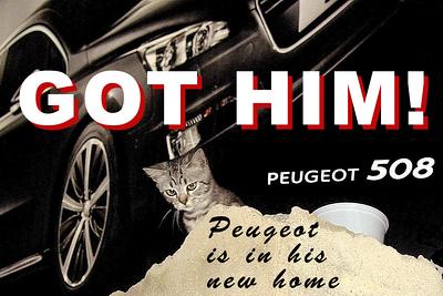 PEUGEOT GOT HIM oct 19