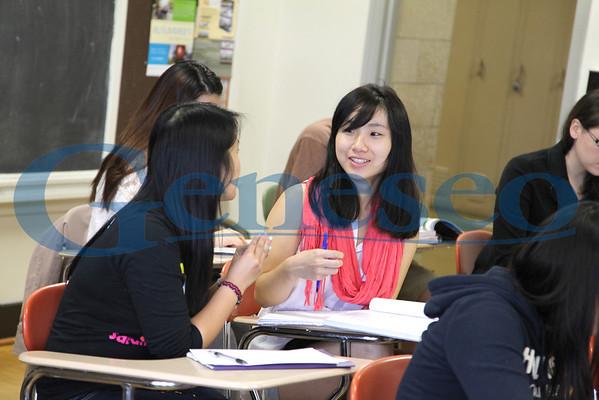 Mandarin Chineese Language Class Fall 2011