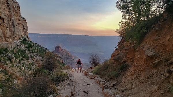 Bright Angel Trail Grand Canyon