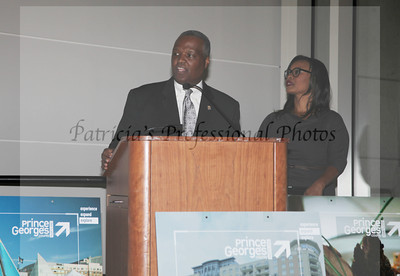 Prince George's County Executive Rushern Baker Reception