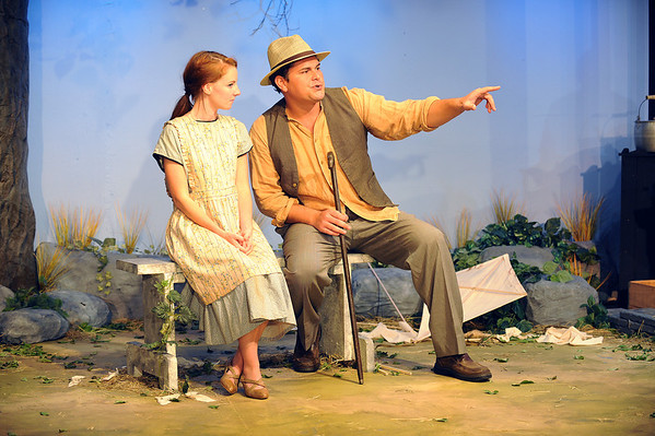 Dancing at Lughnasa - Dress Rehearsal