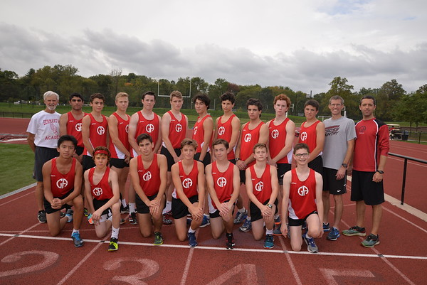 Boys Cross Country: Team Photos