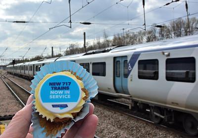Trains March 2019