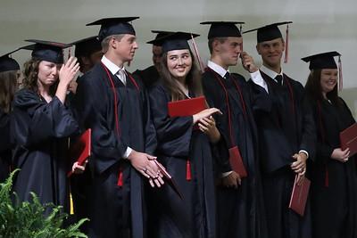Columbus Christian Academy graduation