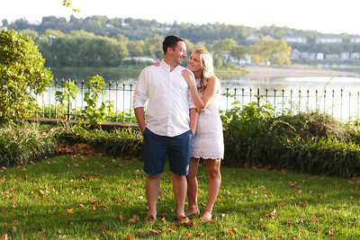 Molly + Charlie: Engaged
