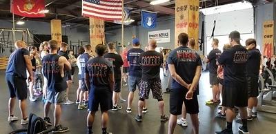 6.24.2018 - Workout Dedicated to Matt Schneck
