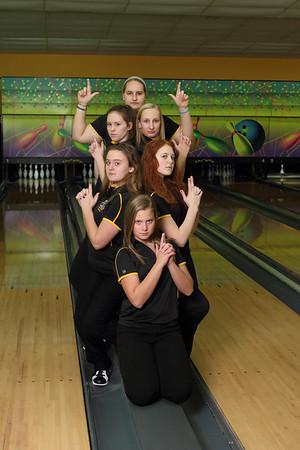 Jasper Bowling Team 2015