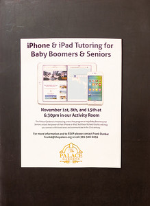 Iphone & Ipad Seminar