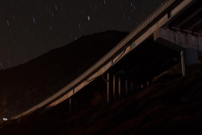 Highway 1 Bridge @ Limekiln State Park