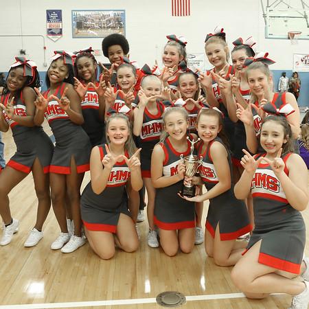 2019 Gaston County Cheer Showcase - 3/5/19