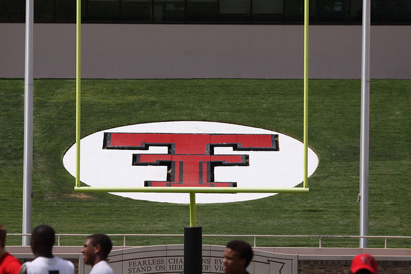 Texas Tech Football Camp - 2010