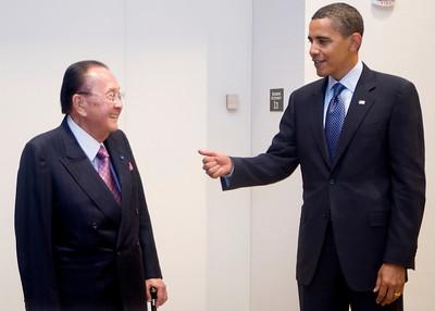 Obama June 19th - Room Shots