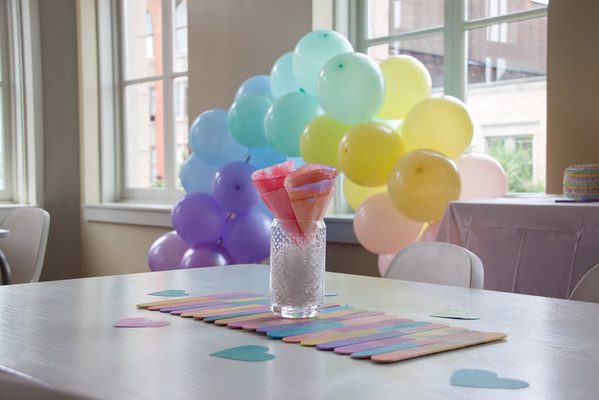 Hazel's 1st Birthday!