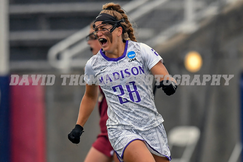 NCAA DI Women's Lacrosse Championship 2018 James Madison University vs Boston College
