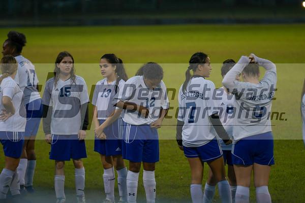 Heritage  HS JV Girls Soccer 12-12-19