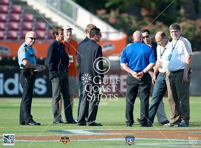 2010-09-05 Soccer San Jose Earthquakes @ Houston Dynamo