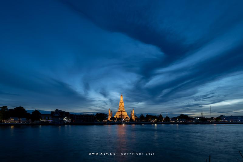 Tha Wat Arun View