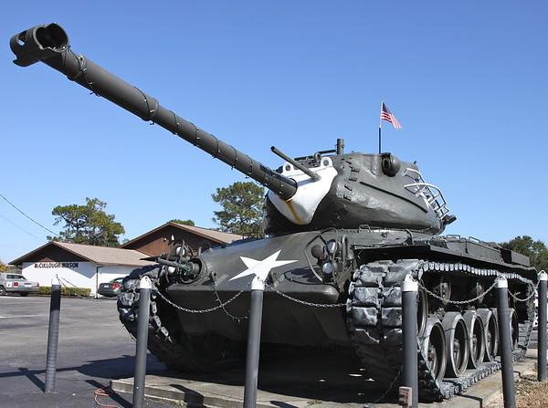 VFW Post 4209 - Ocala, FL - M47