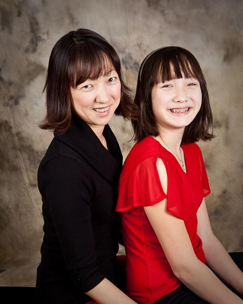 Keisha and Kia