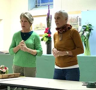 Flower Design Workshop for Nov Comp