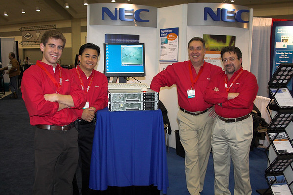 NEC at Rockwell Automation Fair 2006 - 10/23 - 10/27, 2006